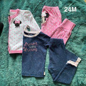 2x Girls Pyjama Sets 💕